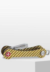 Keycabins - Étui à clefs - gold - 3