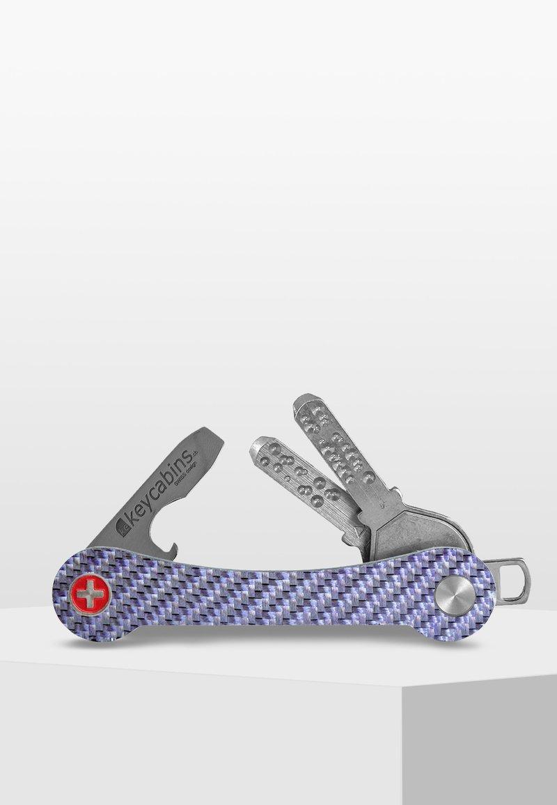 Keycabins - Étui à clefs - violet