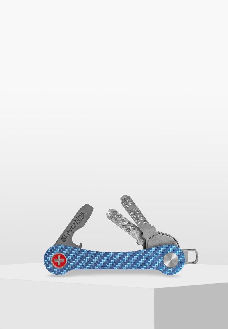 Keycabins - Nyckelfodral - blue