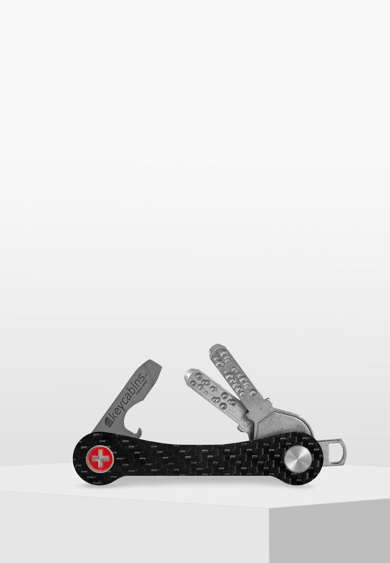 Keycabins - Étui à clefs - black