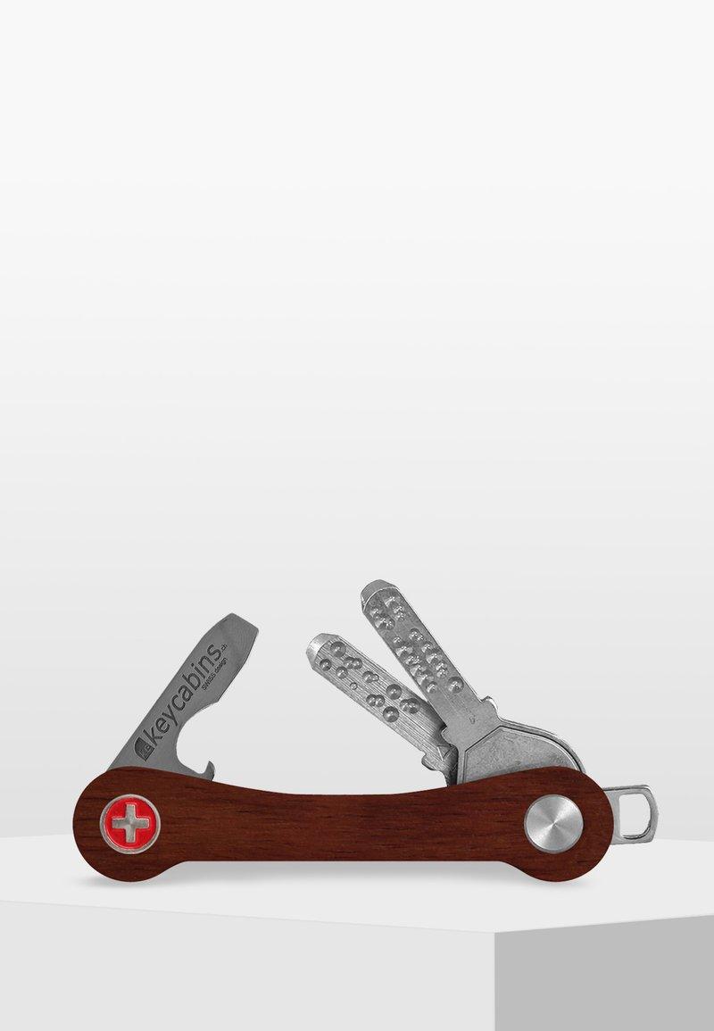 Keycabins - Étui à clefs - dark brown