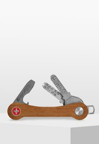 Keycabins - Étui à clefs - mottled light brown - 0