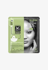 K-Glo - BALANCING BIO-CELLULOSE SHEET MASK 25ML - Ansiktsmask - neutral - 0