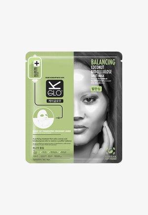 BALANCING BIO-CELLULOSE SHEET MASK 25ML - Maseczka - neutral