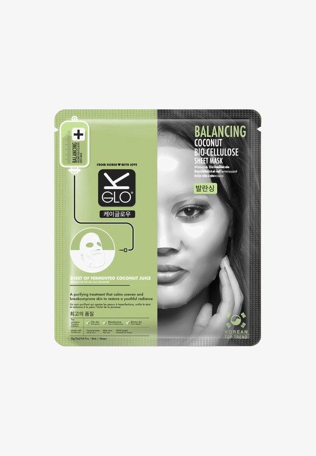BALANCING BIO-CELLULOSE SHEET MASK 25ML - Face mask - neutral
