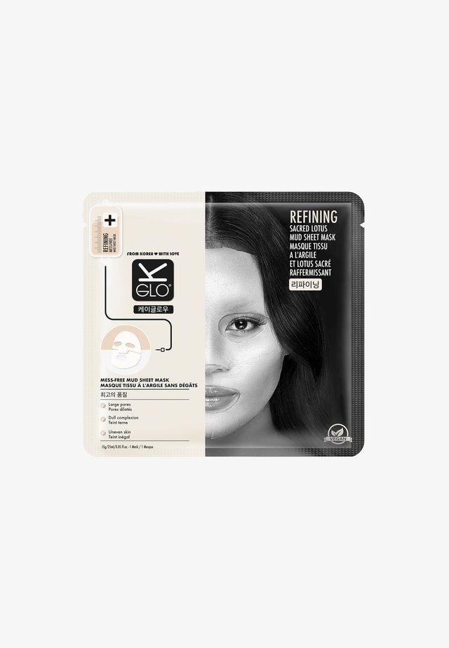 REFINING SACRED LOTUS MUD SHEET MASK 25ML - Maseczka - mask