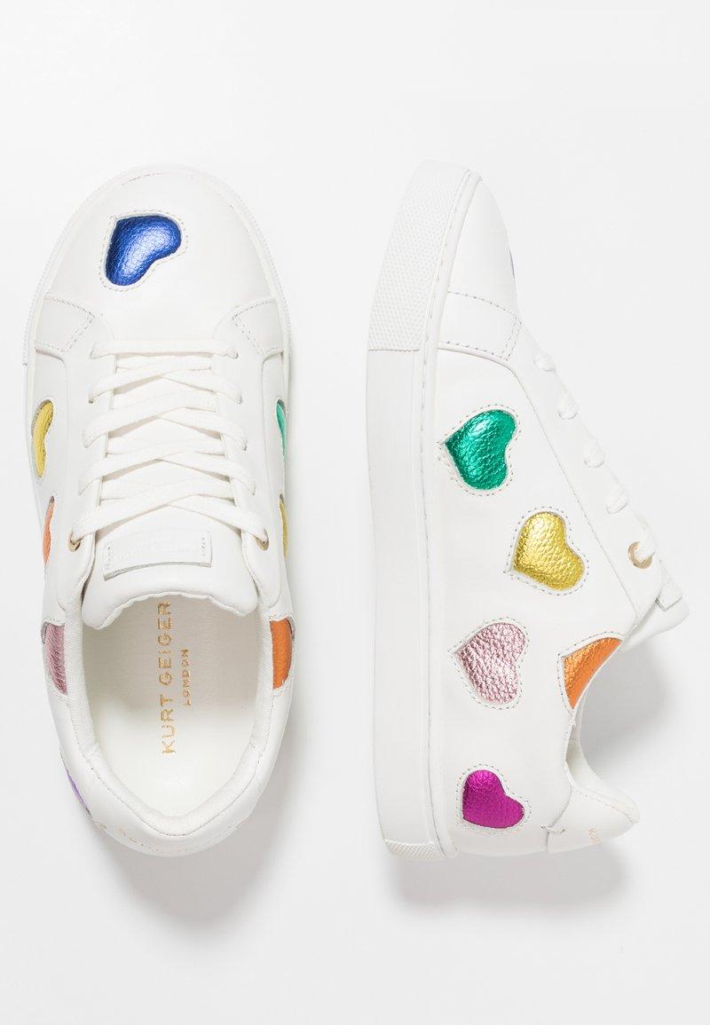 KG by Kurt Geiger - MINI LANE LOVE - Trainers - multicolor