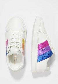 KG by Kurt Geiger - MINI LANE RAINBOW - Sneakers basse - white - 0