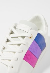 KG by Kurt Geiger - MINI LANE RAINBOW - Sneakers basse - white - 2