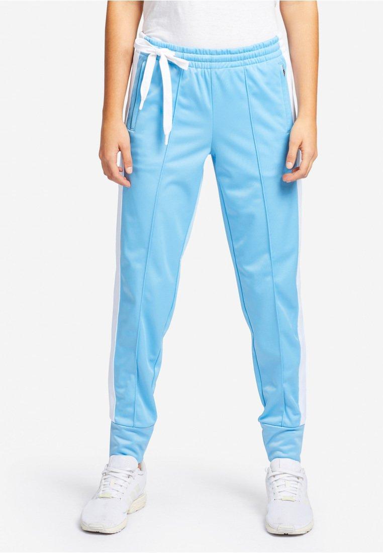 khujo - MAILE - Jogginghose - light blue