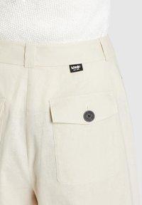 khujo - NITE - Pantalones - beige - 6