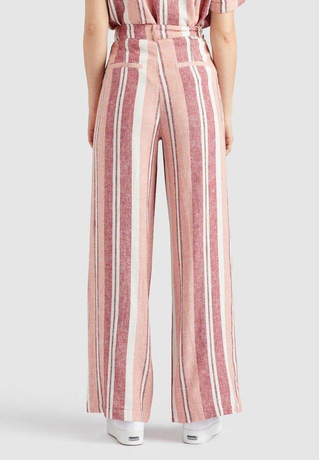 MAHSALA - Trousers - pink