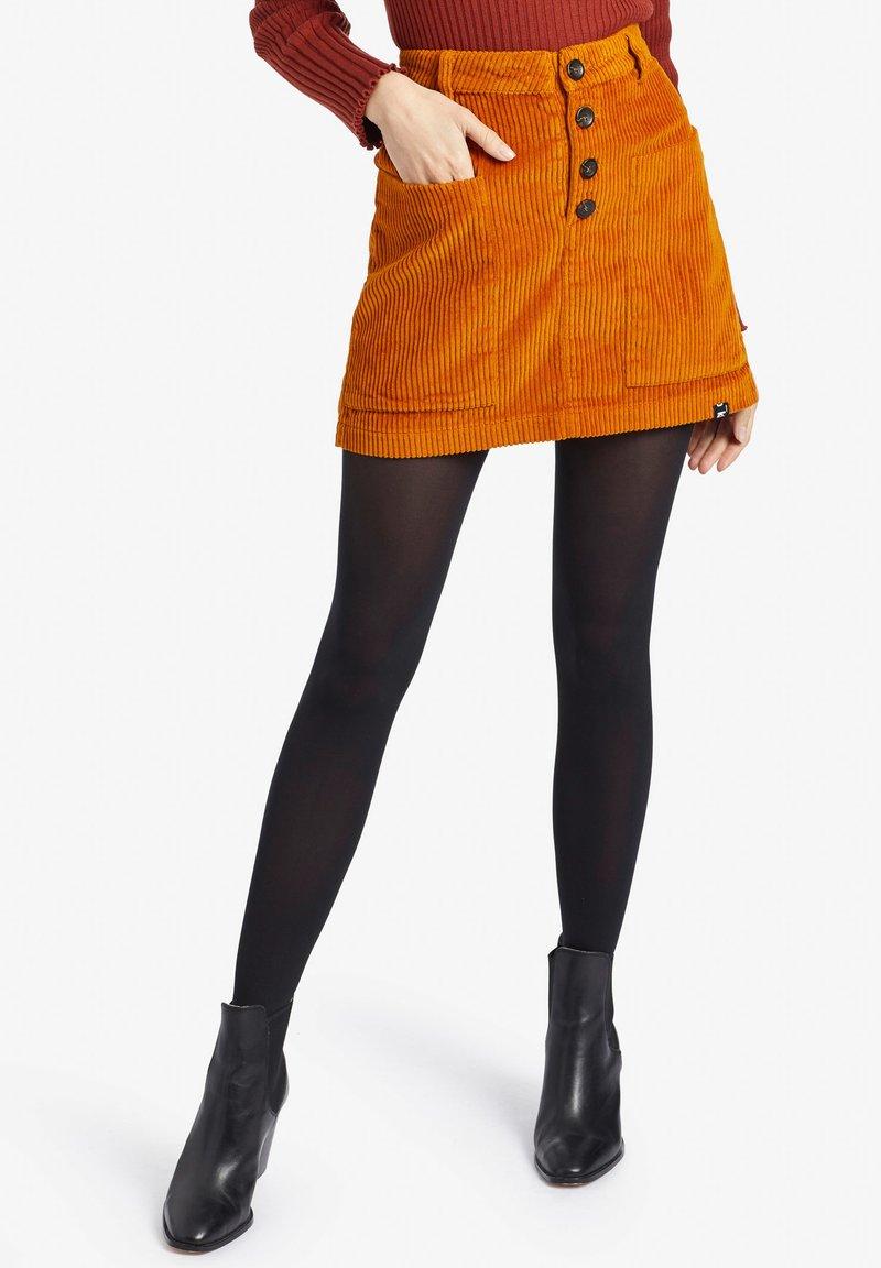 khujo - MERWEKE - Minijupe - orange