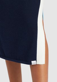 khujo - ROCK PRATA - Falda de tubo - blue/white - 5