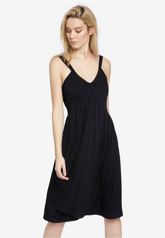 HOUSTON - Day dress - black