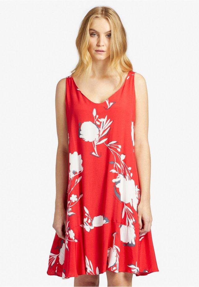 DUCHESS - Sukienka letnia - red