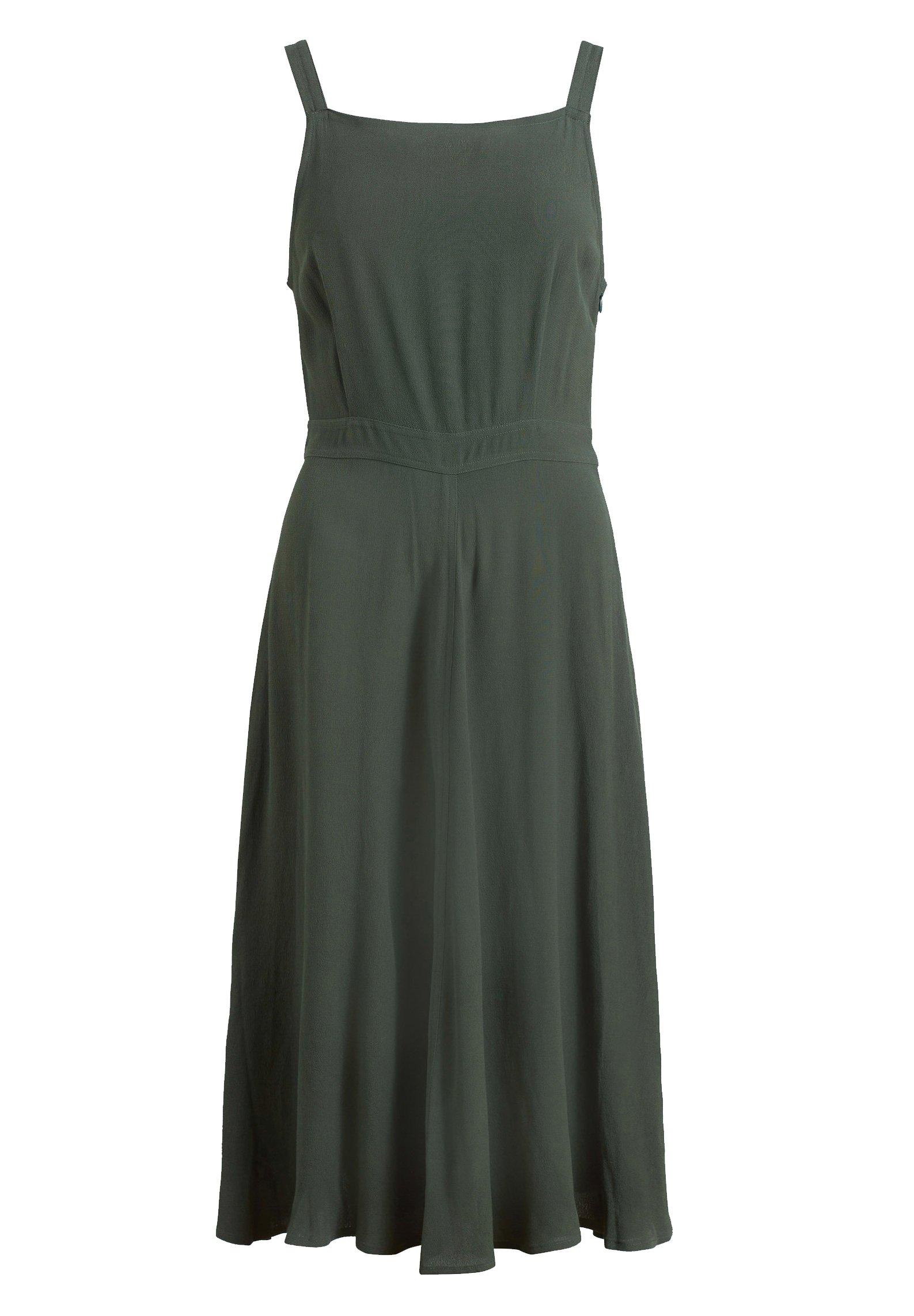 khujo CHAVA - Vestito estivo - dark green