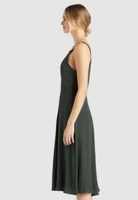 khujo - CHAVA - Day dress - dark green - 3