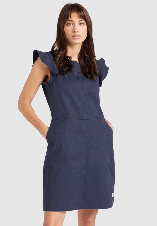 CHARNA - Sukienka letnia - dunkelblau