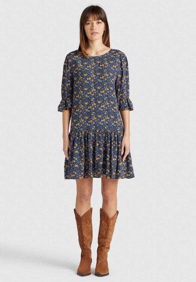 FREMA - Korte jurk - dark blue