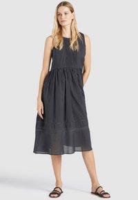 khujo - PALESA - Day dress - black - 1