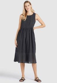 khujo - PALESA - Day dress - black - 0