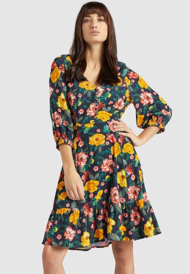 SAVORY - Sukienka letnia - multi-coloured