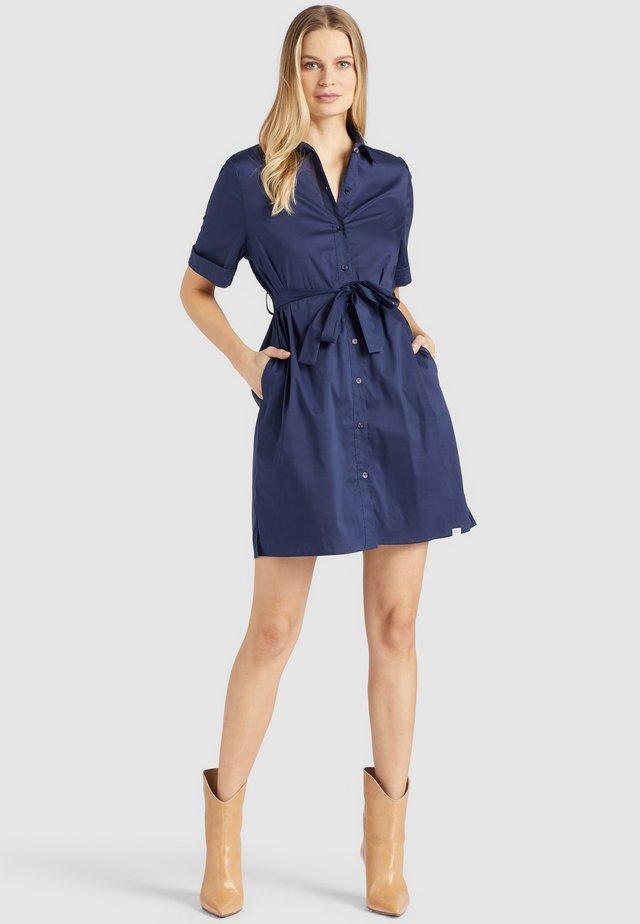 WENDY - Shirt dress - dunkelblau