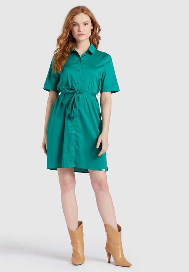 WENDY - Sukienka koszulowa - petrol