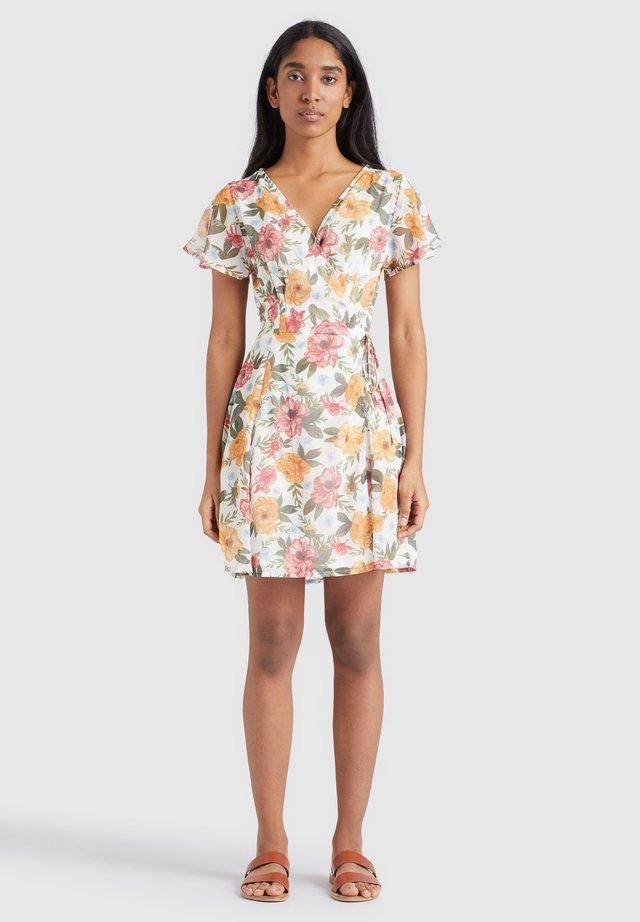 VARVARA - Korte jurk - multi-coloured