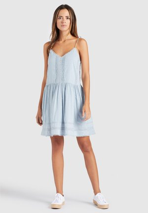 FELICITY - Day dress - dusty blue