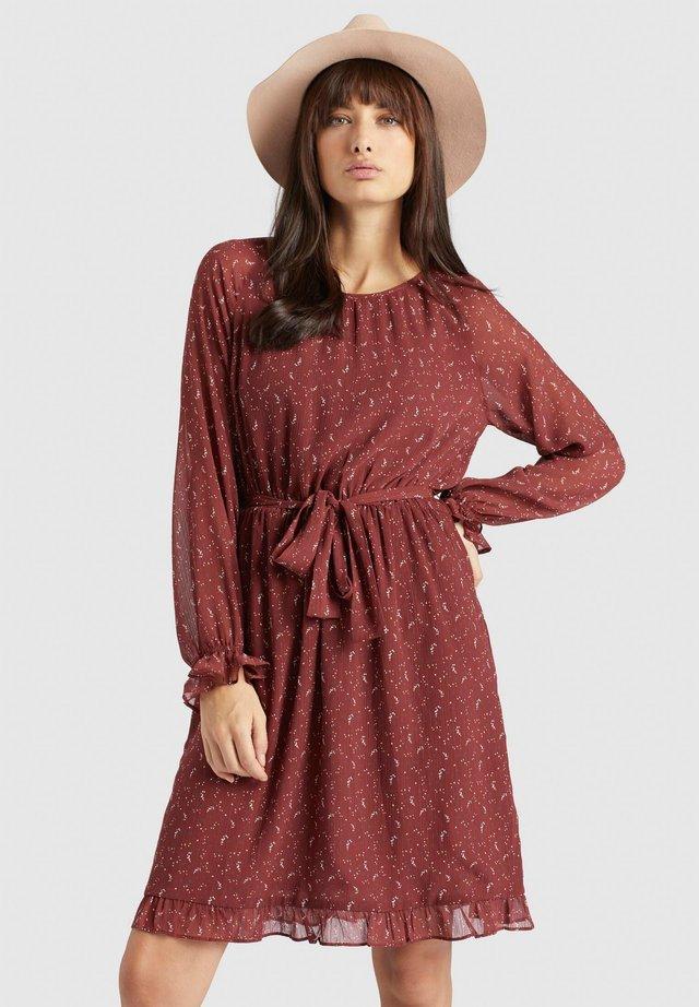 MEDUSA - Day dress - rot