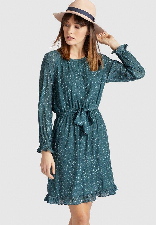 MEDUSA - Sukienka letnia - grün