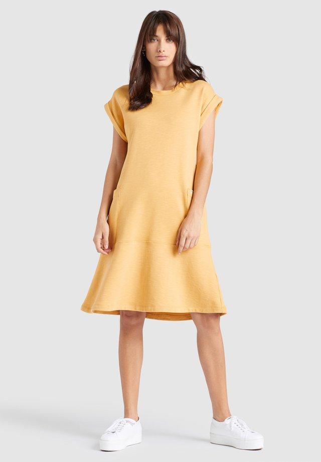SVETLANA - Day dress - ochre/yellow