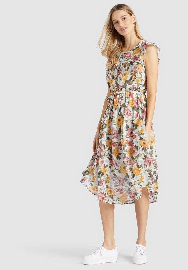 ANISA - Korte jurk - multi-coloured