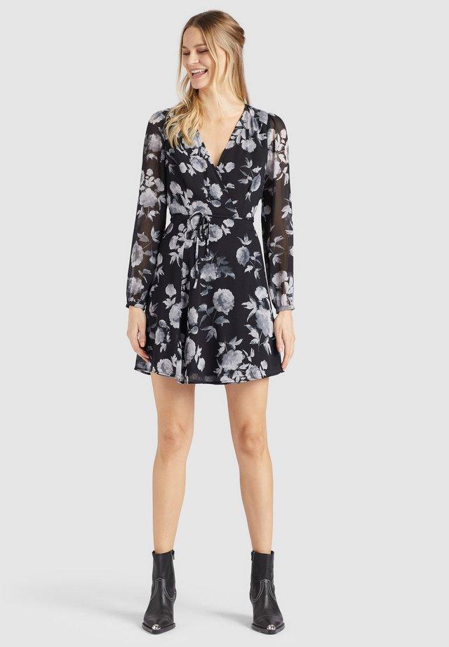 MARGOLA - Sukienka letnia - schwarz