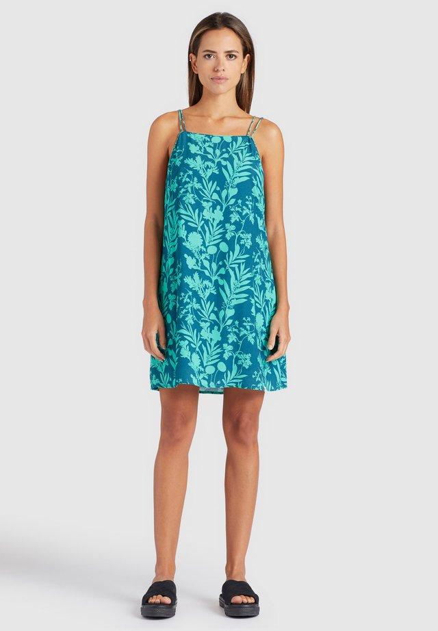 LEBONA - Day dress - blue