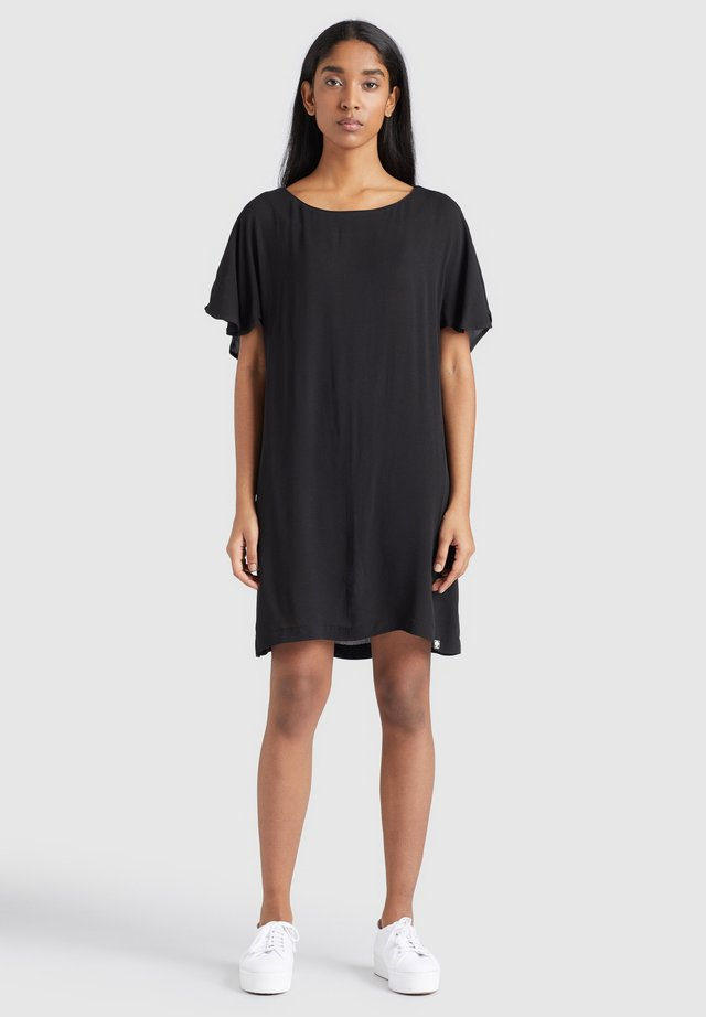 AKAULA - Korte jurk - black