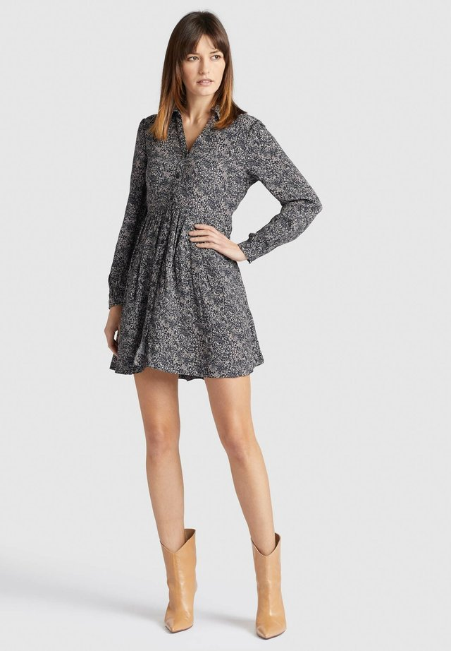 GISSE - Shirt dress - rosa