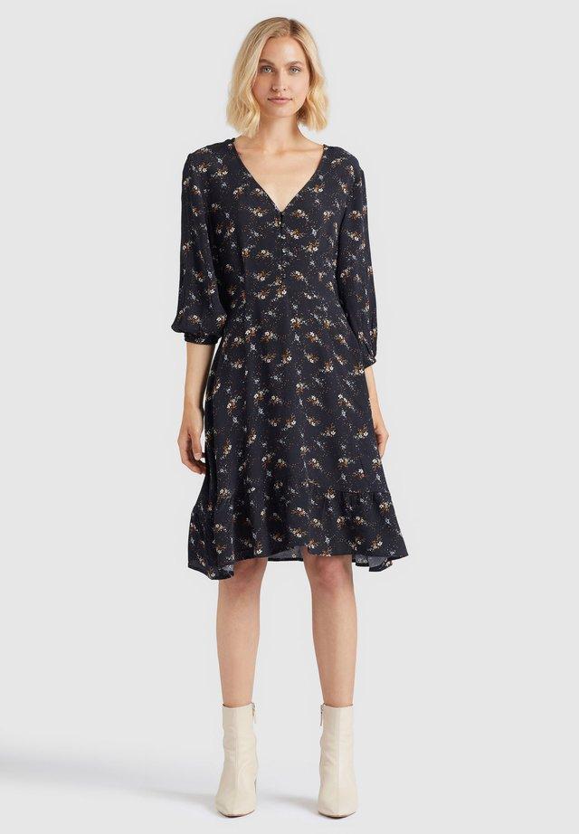 SAVORY - Sukienka letnia - dunkelblau