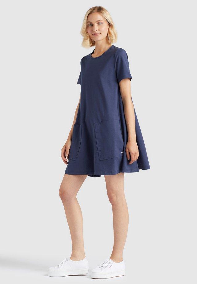 Vestito di maglina - dunkelblau