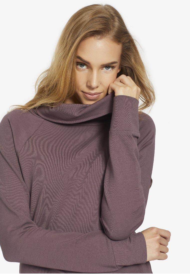 Manches shirt Longues Khujo Purple AnjeT À Yvbg7yIf6