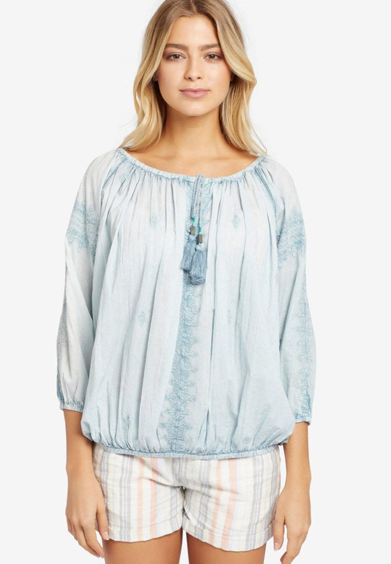 khujo - LITSA - Blouse - light blue