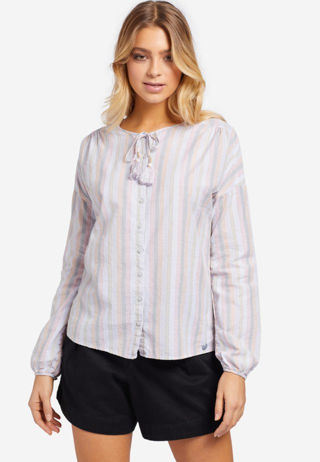 ANGELE - Button-down blouse - pink