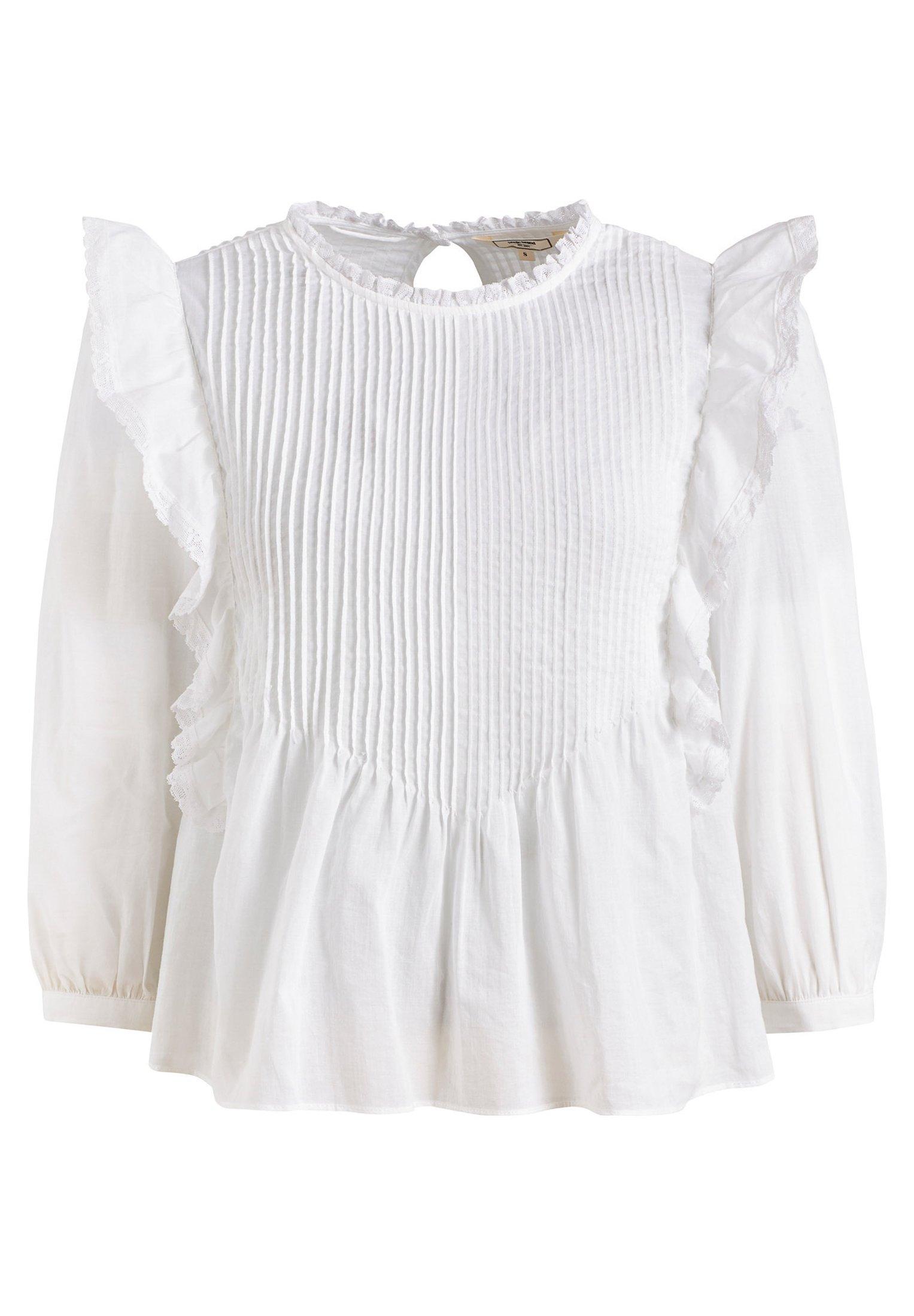 khujo HALIA - Bluzka - white