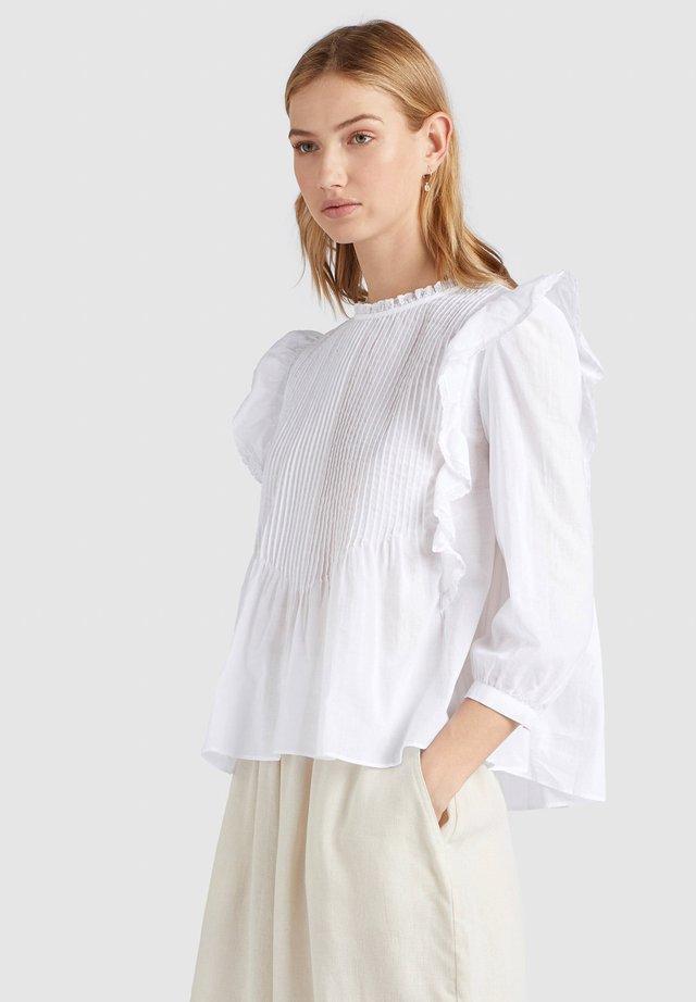 HALIA - Bluzka - white