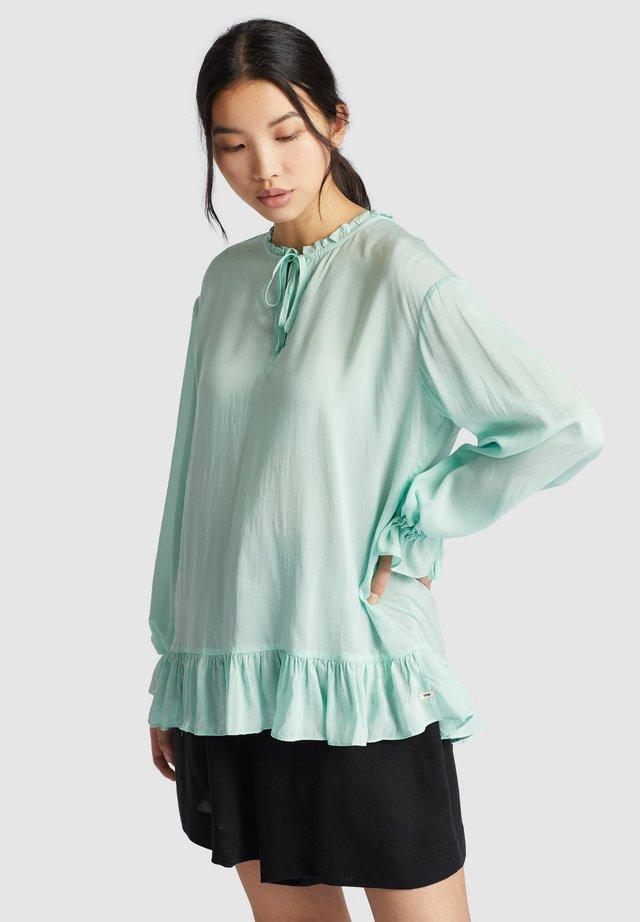 MACIE - Bluzka - turquoise