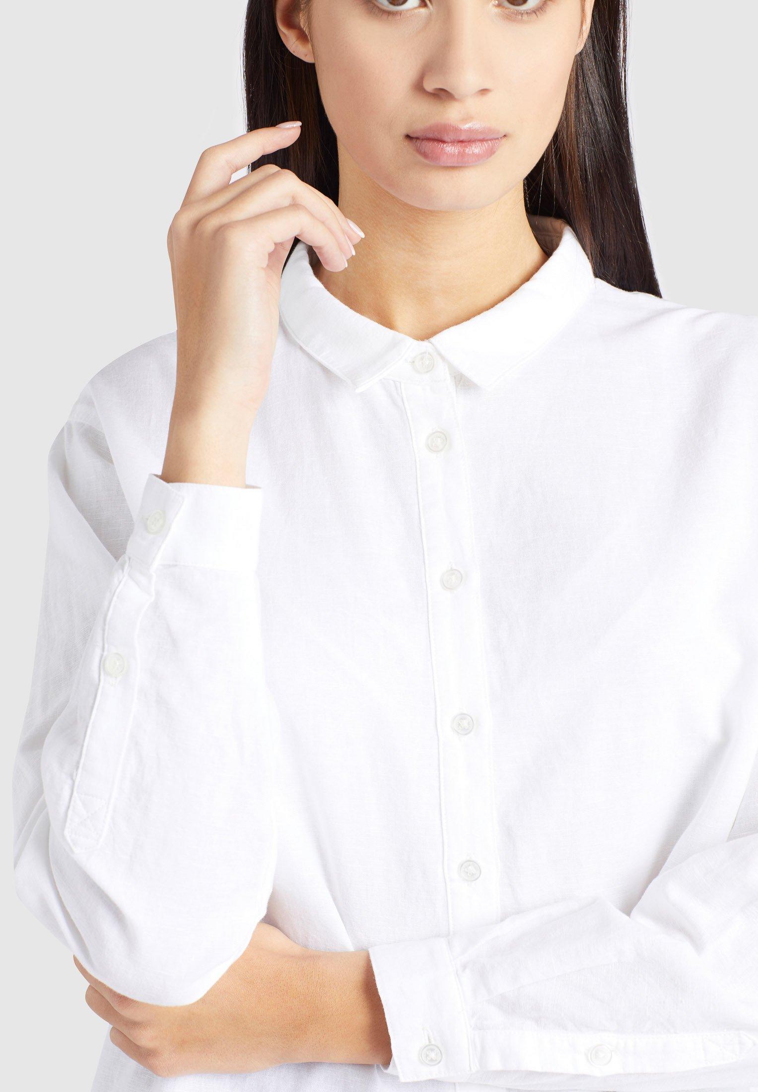khujo SAHAR - Koszula - white