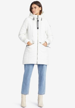 TOOTS - Cappotto invernale - white
