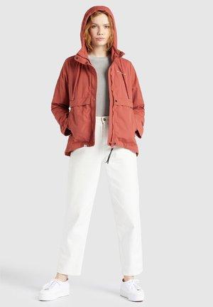 ZAHIRA - Summer jacket - red